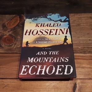 And The Mountains Echoed Khaled Hosseini Hardback